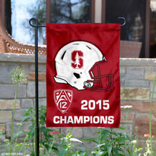 Stanford University Pac 12 Champs Yard Flag and Garden Banner