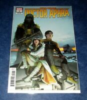 STAR WARS DOCTOR APHRA #1 Valentina Remenar variant 1st print MARVEL COMIC 2020