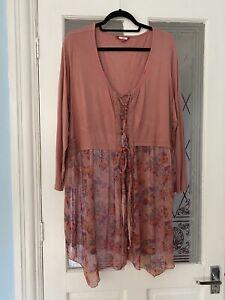 Gorgeous Joe Brown's dress / top / tunic - size 22
