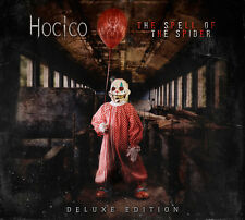 Hocico-The Spell of the spider (Deluxe Edition) (2cd)