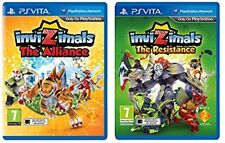 Invizimals The Alliance & the resistance   PlayStation  PS Vita  New & Sealed