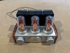 LifeLong AM/FM Radio - nostalgic light-up vacuum tube - model #2002
