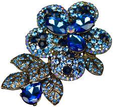 Markenlose Modeschmuck-Broschen & -Anstecknadeln mit Kristall für Damen