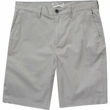 Billabong Carter Stretch Short (32) Gray Heather