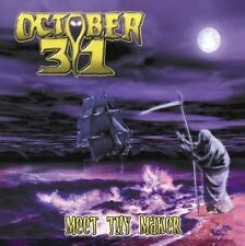 October 31 - Meet Thy Maker CD 2013 reissue bonus tracks traditional metal