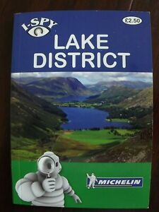 Michelin I-Spy Lake District Book 2011