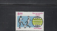India 1986 Ship World Cup Soccer Sc 1121  Complete Mint Never Hinged