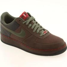 Nike Air Force 1 SUPREME 07 ORIGINAL SIX SHOES NATT BROWN ARMY GREEN 315339 14
