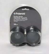 12fe94b67a New ListingPolaroid Studio Series Tele Wide Travel Kit 2.2x Telephoto 0.43x  Wide Angle Lens