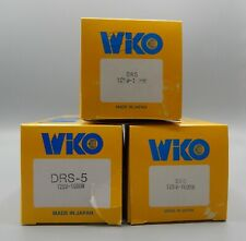 Lot of 3 Unused WIKO DRS-5 125V 1000W Projector Lamp Bulb NOS