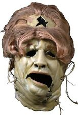 Halloween THE TEXAS CHAINSAW MASSACRE LEATHERFACE 1974 GRANDMA Latex Mask NEW