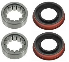 Rear Wheel Bearing & Seal 2001-2005 FORD EXPLORER SPORT TRAC (For New Axle) PAIR