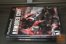 Armored Core: Nine Breaker (PlayStation 2, PS2 2005) FACTORY SEALED! - RARE!