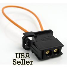 MOST fiber optic optical loop bypass MALE adapter For MERCEDES BMW AUDI PORSCHE