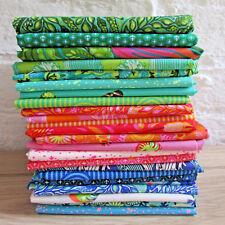 Tula Pink - ZUMA -  24 FQT pack - Freespirit fabrics 100% cotton shells, waves