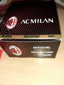 Box Bustine Figurine Euro PUBLISHING Milan 2020 2021 ufficiale stikers