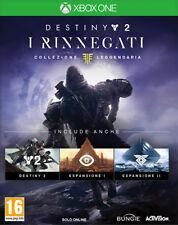Destiny 2 I Rinnegati Collezione Leggendaria XBOX ONE IT IMPORT