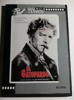 EL GATO PARDO - DVD - LUCHINO VISCONTI - BURT LANCASTER - ALAIN DELON - EL PAIS