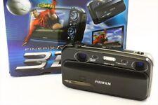 Fujifilm FinePix REAL 3D W3 10.0 MP Digital Camera - Black *mint