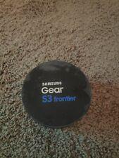 Samsung Gear S3 frontier 46mm Smartwatch - Dark Gray (SM-R765A)