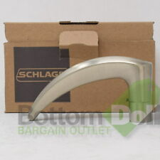 Schlage F170ACC619CAMRH Single Dummy Leverset From the Camelot Series