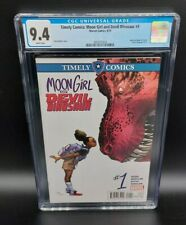 Timely Comics: Moon Girl and Devil Dinosaur #1 1st Appearance Lunella CGC 9.4 WP