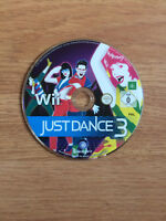 Just Dance 3 for Nintendo Wii *Disc Only*