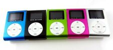 New Mp3 Music Player With Digital Lcd Screen Mini Clip Support 32Gb Micro Sd Tf