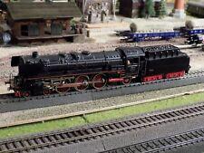 MARKLIN - Märklin, steam engine 01097 all metal with telex coupler, HO