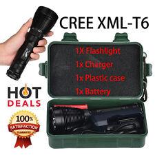 Unterwasser 200M CREE XML-T6 D39 LED Scuba Tauch-Taschenlampe 1x26650 Torch Kit