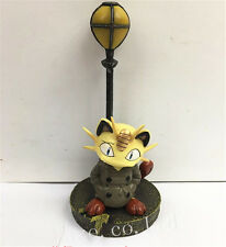 Pokemon Go Meowth PVC Figura Figurilla Modelo 9''