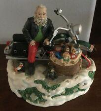 "Harley ""Santa"" Davidson -Born to Ride Music Box (Numbered-Limited Edition)"