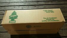 Little Trees Car-Freshener WATERMELON Scent CASE OF 12 Strips 24 Pouch Paks Each