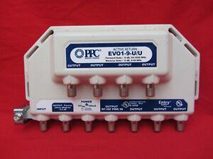PPC EVO1-9-U/U EVO19UU-PI POWER CABLE SIGNAL BOOSTER WITHOUT POWER SUPPLY