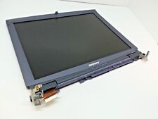 """Sony VAIO PCG-F430 PCG-F650K 14.1"""" LCD Screen + Hinges + Bezel Cover Assembly S1"""