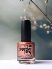 CND Creative Play Base Coat - Bronze Burst, Full Size: 13.6 ml