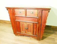 "Antique Chinese Ming ""Butterfly"" Cabinet (5777), Cypress/Elm, Circa 1800-1849"