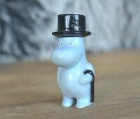 NICE Moomin Plastic Figure Moominpappa 1992 Genuine Official Moomins product 6cm