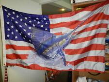 Carey Chen Sailfish American Fishing Flag 36 x 60 Free Shipping