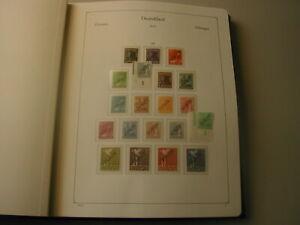 Berlin - Doppelt geführte Sammlung ab ca. 1950-1990 auf KABE, Michel ca. 4.500,-