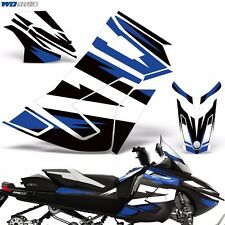 Rev XR Decal Graphic Kit Ski Doo Skidoo Sled Parts Snowmobile Wrap Summit 13+ RB