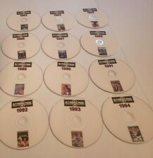 Wcw STARRCADE THE COMPLETE PPV DVD SET 1983-2000 (18 DVDS)
