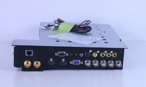 Input/ Output, SDI HDMI RGBHV Board Part From Barco RLM W8 Projector TESTED