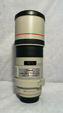 CANON 300MM F4 L IS EF LENS