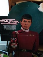 SPOCK  Star Trek  Original 1989  cardboard cutout   movie display