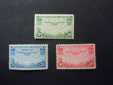 1935-1937 #C20 C21 C22 Transpacific Issues MNH OG F/VF #2