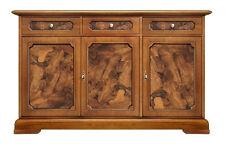 Buffet polyvalent en bois avec étagères - Rangement salon - Cuisine - Séjour
