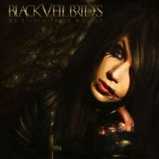CD musicali glamrock black veil brides