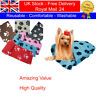 LARGE PET BLANKET FOR DOG CAT BED SOFT FLEECE NEW 98 X 78 CM