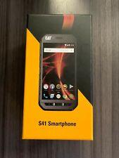 CAT S41 32GB - Black (Unlocked) Smartphone
